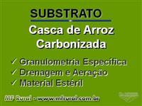 Casca de Arroz Carbonizada (CAC)