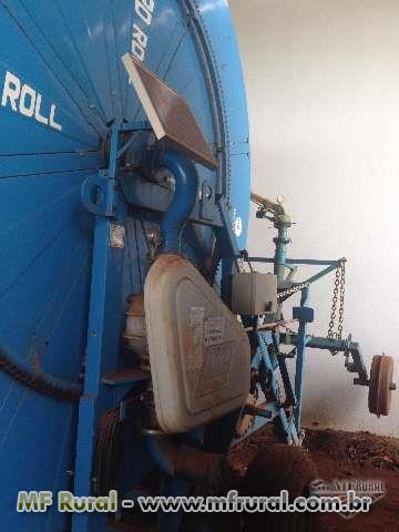 Carretel de irrigação 90/320