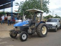 Trator Ford/New Holland TL 75E 4x2 ano 05