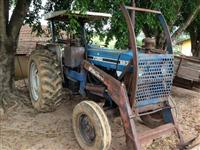 Trator Ford/New Holland 6630 4x2 ano 95