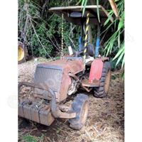 Trator Yanmar 1045 4x4 ano 05