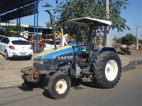 Trator Ford/New Holland TL 70 4x2 ano 01