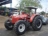 Trator Massey Ferguson 291 4x4 ano 07