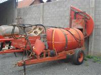 Pulverizador,atomizador Marca:Natalli com turbina alta para 2.000L