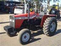 Trator Massey Ferguson 250 X 4x2 ano 99