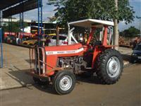 Trator Massey Ferguson 265 4x2 ano 89