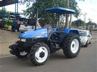 Trator Ford/New Holland TL60E 4x4 ano 06