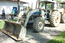 Trator Ford/New Holland 5030 4x4 ano 94