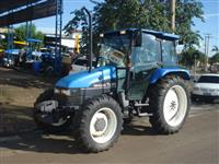 Trator Ford/New Holland TL 80 4x4 ano 01