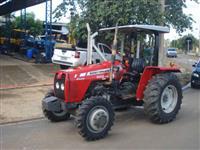 Trator Massey Ferguson 250 XE 4x4 ano 12