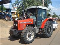 Trator Massey Ferguson 283 4x4 ano 07