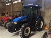 Trator Ford/New Holland TL85E 4x4 ano 06