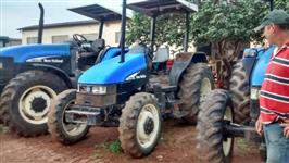 Trator Ford/New Holland TL55E 4x4 ano 04