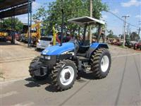 Trator Ford/New Holland TL55E 4x4 ano 02