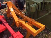Sulcador hidraulico 2 linhas reforçado,Marca:DMB