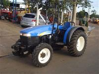 Trator Ford/New Holland TT3840F 4x4 ano 07