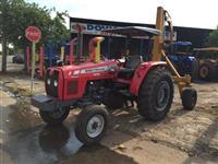 Trator Massey Ferguson 275 4x2 ano 09