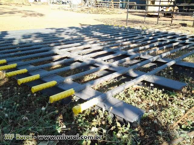 Mata burro de ferro para fazenda 15 anos de garantia