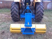 Plaina Traseira Metálus Pta-1600 (Lâmina traseira,nova,leve,direto da fábrica)