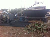 Pre Quebrador Triturador, Picador de Madeira - Diesel