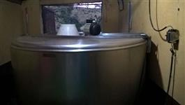Resfriador ETSCHEID semi novo 1300 litros