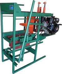 Máquina para fabricação de Blocos e Pavimentos de Concreto