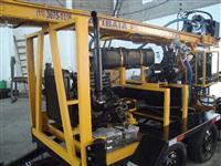 Perfuratrizes - Maquinas  - Sondas Para Poços Artesianos - Motores Novos MWM