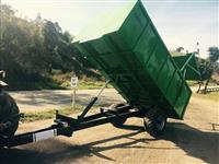 Carreta agrícola hidráulica CAHB-10m³