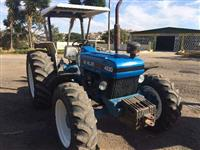 Trator Ford/New Holland 4630 4x4 ano 95