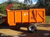 Carreta agrícola hidráulica CAHV-6000