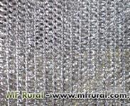 Tela sombrite metalizada ALUMINET 35% só R$4,99m²
