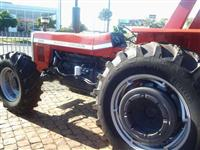 Trator Massey Ferguson 295 4x4 ano 87