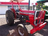 Trator Massey Ferguson 290 4x4 ano 83