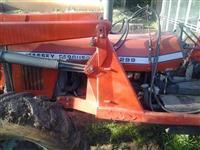 Trator Massey Ferguson 299 4x4 ano 91