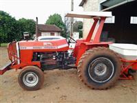 Trator Massey Ferguson 265 4x2 ano 85