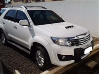 Toyota Hilux SW4 ano 2013