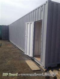 Container Escritorio Deposito Vestiario Casa