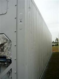 Aluguel Container Refrigerado