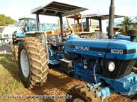 Trator Ford/New Holland 5030 4x2 ano 96