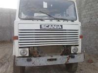 Caminhão  Scania 142  ano