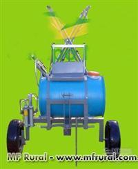 Pulverizadores Tração animal e mecanica