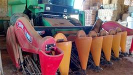 Colheitadeira SLC John Deere + Plataforma de Milho + Plataforma de Soja