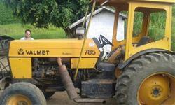 Trator Valtra/Valmet 785 4x2 ano 96