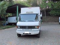 Caminhão  Mercedes Benz (MB) MB 710  ano 09