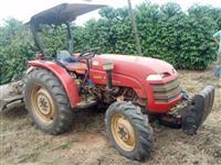 Trator Yanmar 1155 4x4 ano 12