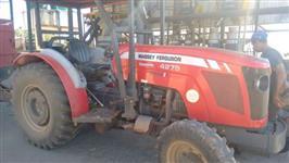 Trator Massey Ferguson 275 4x4 ano 12