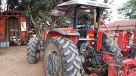Trator Massey Ferguson 291/4 4x4 ano 08
