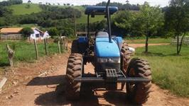 Trator Ford/New Holland TL85 4x4 ano 07