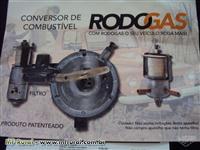 Aparelho Conversor de Combustível para GÁS GLP