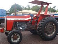 Trator Massey Ferguson 290 4x2 ano 88